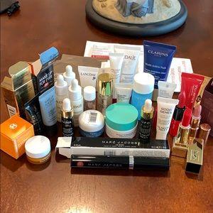 Lot - Makeup Samples. YSL, Sunday Riley, etc.